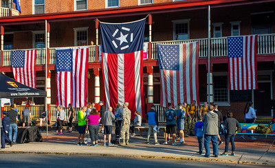 9/11 Heroes Run 5K - 2018 Pre and Post Photos