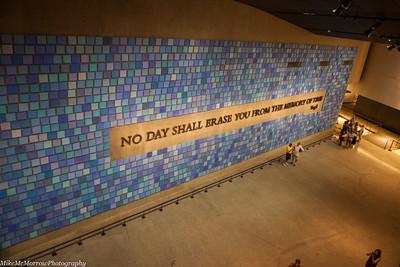 911 Memorial Museum, NYC