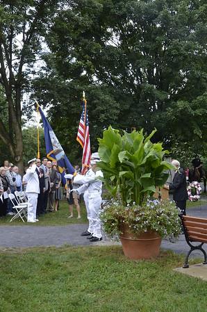 9/11 Remembrance Ceremony in Saratoga Springs
