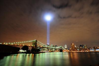 Tribute in light 911, 2008