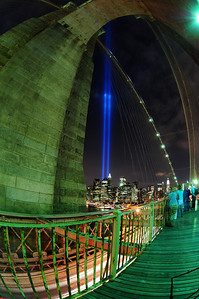 Tribute in light 911, 2008