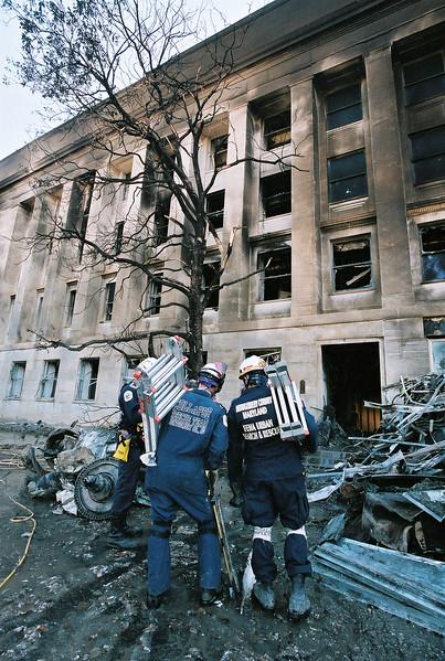 September 13, 2001<br /> Photo by Jocelyn Augustino/ FEMA News Photo