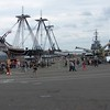 USS Constitution at Boston Navy Yard