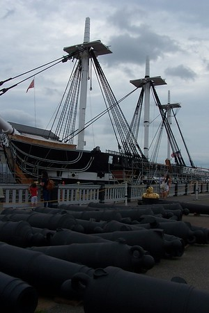 9/18/16 Old Ironsides and Bunker Hill - Boston