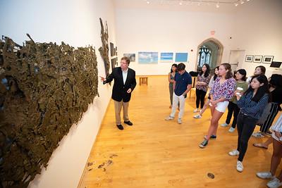 Rockwell Visiting Artist Peter Wiehl '72