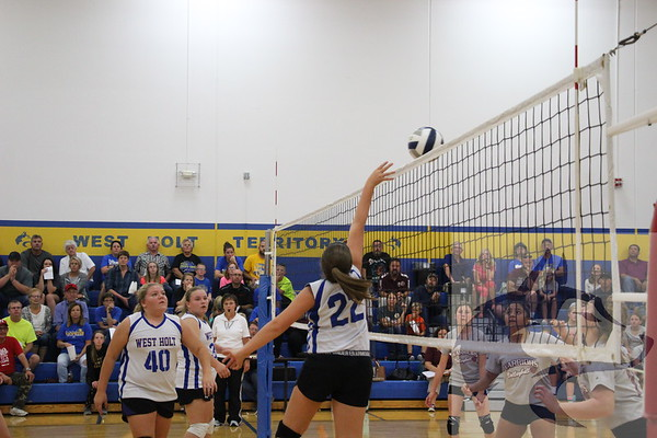 9/18/18 JH Volleyball