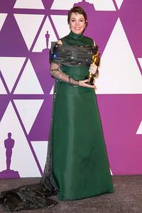 91st Annual Academy Awards - Press Room