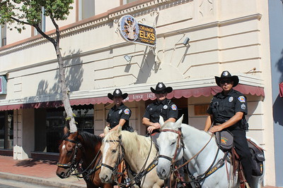 9/22/18 OPD Mounted Unit at the Lodge