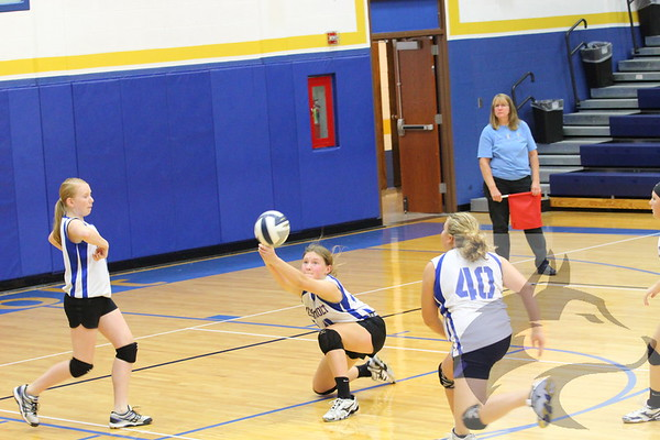 9/25/18 JH Volleyball