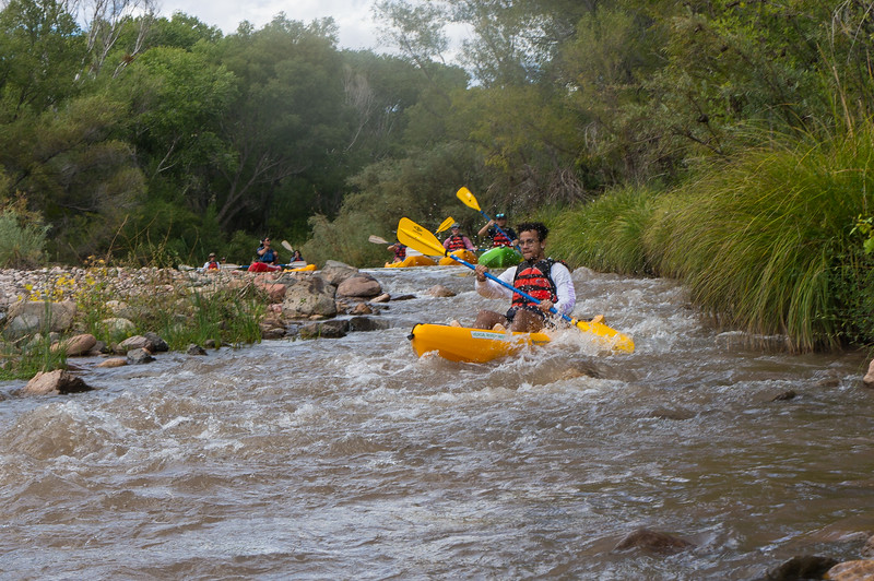 Verde River Institute Float Trip, Tapco to Tuzi, 9/29/19