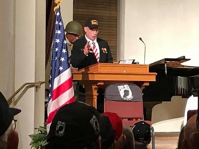 Salute to the Combat Veterans 21