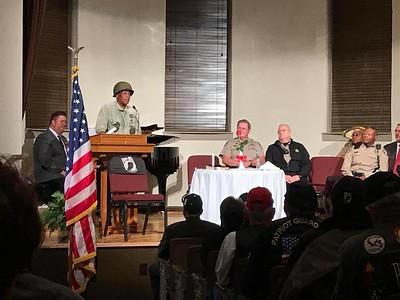Salute to the Combat Veterans 25