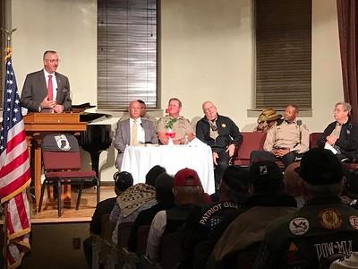 Salute to the Combat Veterans 12