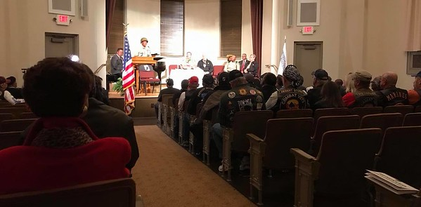 Salute to the Combat Veterans 6