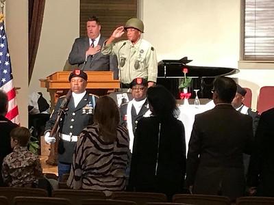 Salute to the Combat Veterans 27