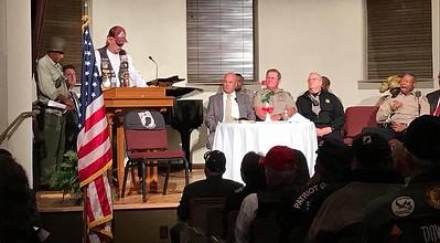 Salute to the Combat Veterans 11