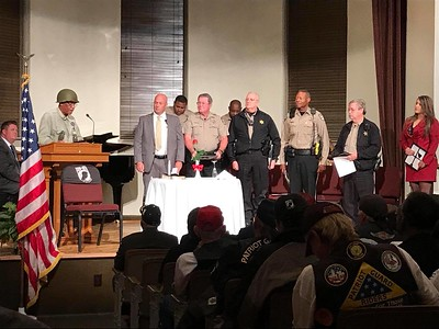 Salute to the Combat Veterans 15