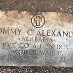 ALEXANDER, TOMMY C