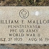 MALLORY, WILLIAM E