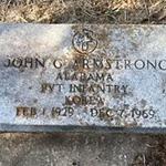 ARMSTRONG JOHN G