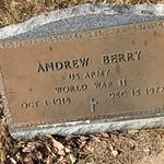 BERRY, ANDREW