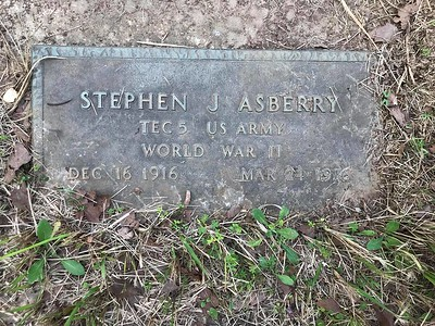 ASBERRY, STEPHEN J