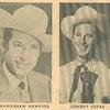 Patsy Cline, Hawkshaw Hawkins, Cowboy Copas, Randy Hughes