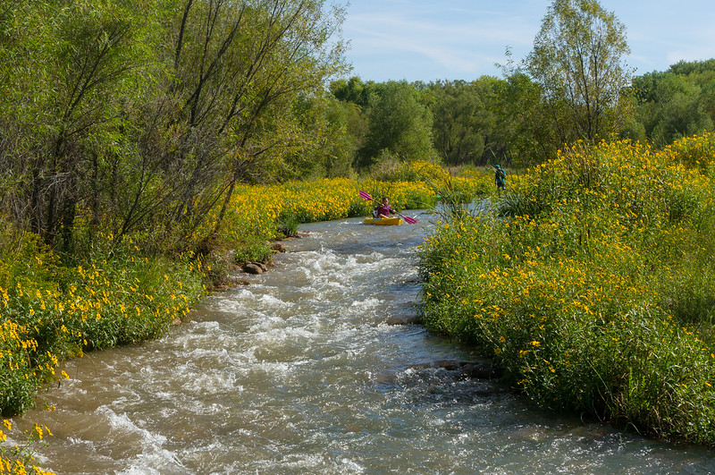 Verde River Institute Float Trip, Tapco to Tuzi, 9/30/18