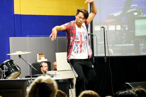 9.6.2018 All-School Welcome Assembly