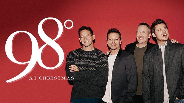 98º at Christmas