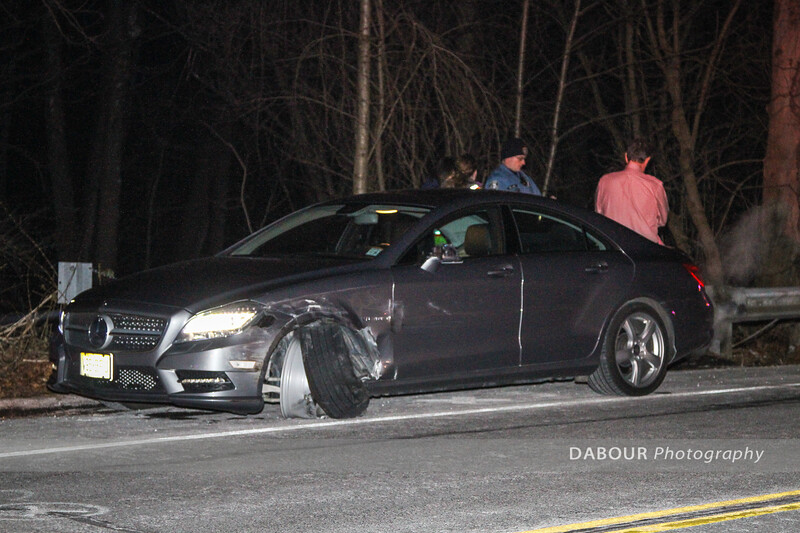 2 car MVA in the 400 block of state route 173
