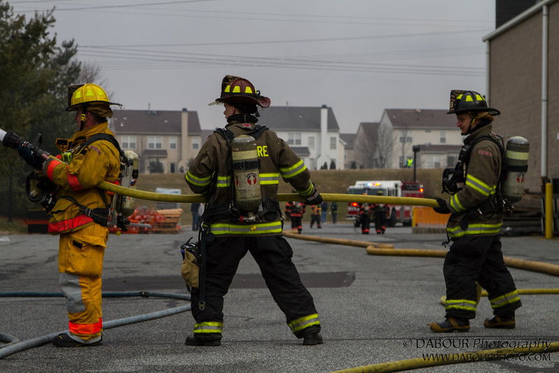 Firefighters responded to a call at 12:40 p.m. of transformer fire behind the Home Depot in Phillipsburg. Upon arriving they found a working fire with one of the transformers. The fire quickly spread to a neighboring transformer. The transformers are not attached to the building and the building was not harmed. Home Depot standby generator was operating and supplying the store with electrical power. Firefighters from Stewartsville, Franklin, Alpha, Bloomsbury, Harmony, Lopatcong, Pohatcong and Huntington responded to the call to fight the fire. The Warren County Haz Mat team was also on scene.