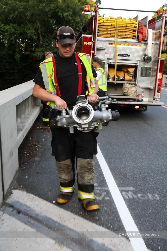 Dry Hydrant Drill