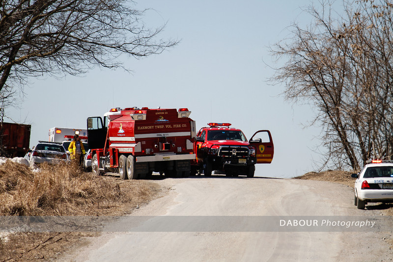 Harmony Brush Fire