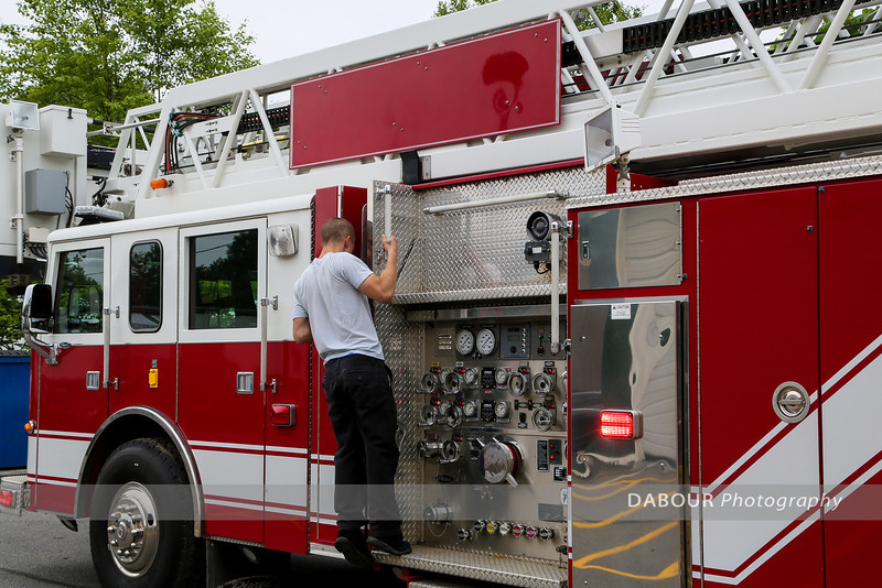 New Ladder Truck For Stewartsville Fire Co.