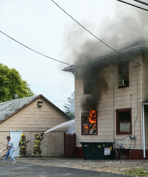 Pohatcong Structure Fire