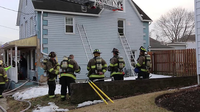 Alpha Structure Fire
