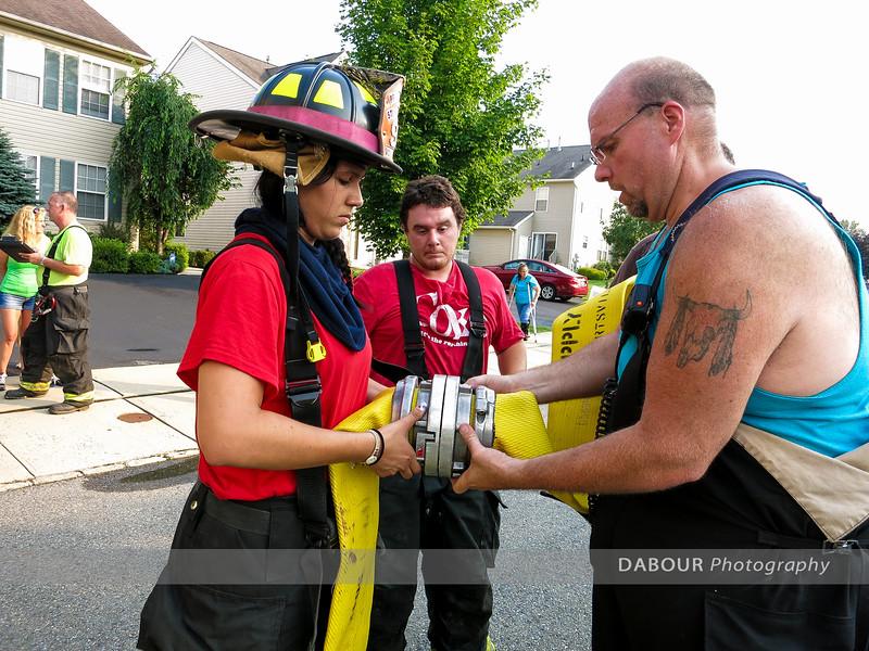 Gas Leak Austin Circle