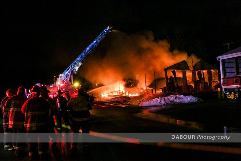 Harmony Fire Feb 16, 2016