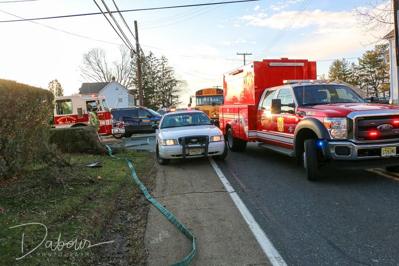 MVA with Injuries Car Vs Tree