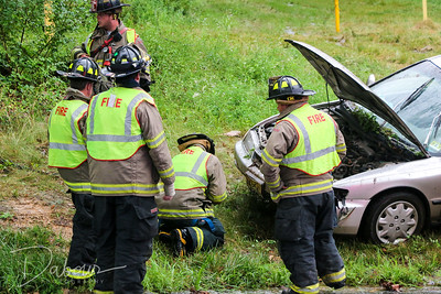 Car vs pole Route 173 Greenwich Twp.