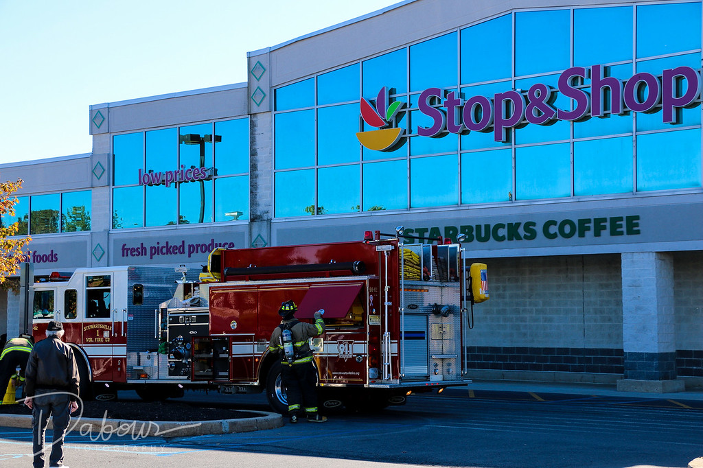 Smoke Investigation at Toys R Us Oct 2, 2017