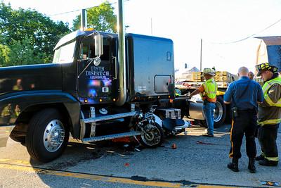 MC Vs TT on SR 57 in Greenwich Twp