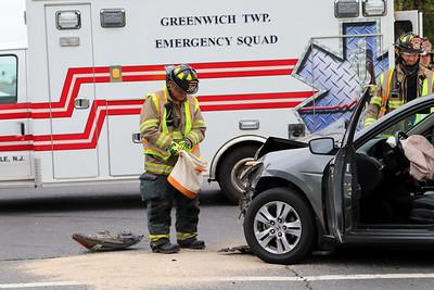 3 Car MVA Greenwich Twp NJ