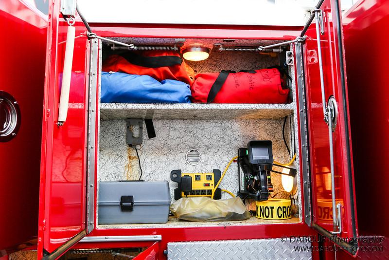 1985 HAHN Ladder Truck For Sale
