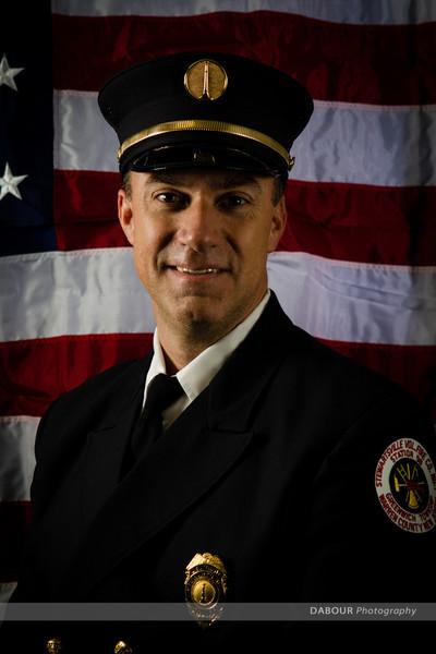 Scott Meers, Lieutenant