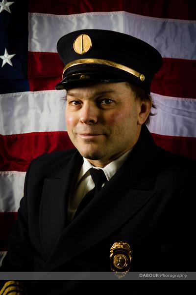 Matthew Klouser, Lietenant