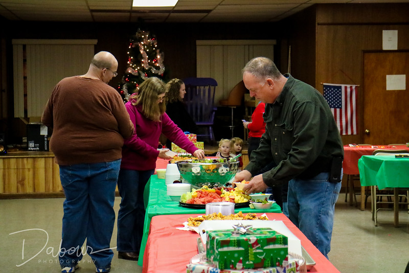 98 Fire Holiday Party 2016