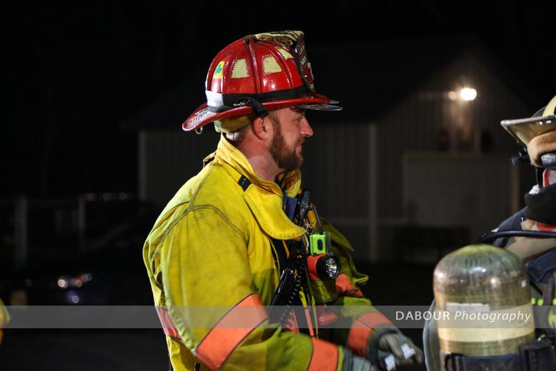 Live burn Drill