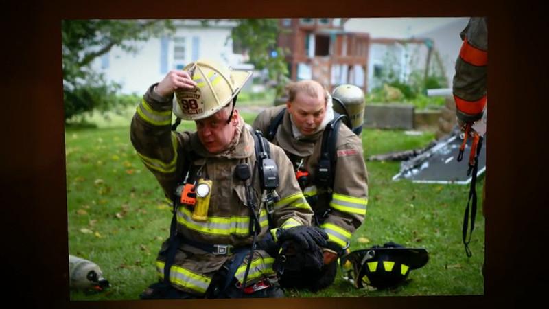 Lieutenant Matt Klouser - Stewartsville Vol. Fire Company